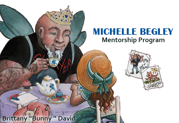 Take your writing to the next level with the Michelle Begley Memorial Program.