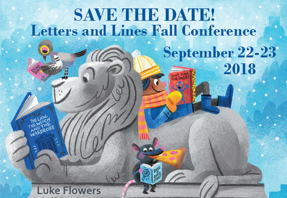 Save the date! Date/Time Date(s) - 09/22/2018 - 09/23/2018 Save the date! Our 2018 Letters & Lines conference in Golden, CO is September 22-23, 2018. Watch the Event page for details.