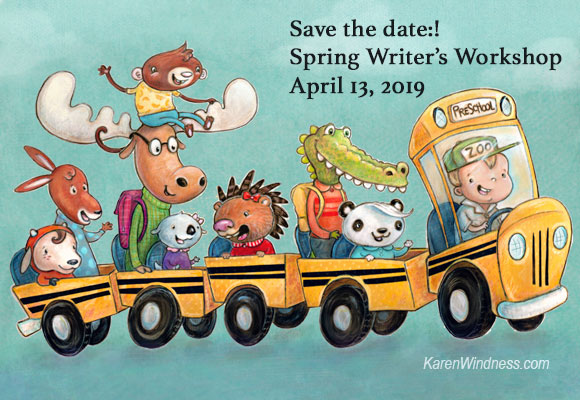 Save the date! April 13, 2019. More details to follow.