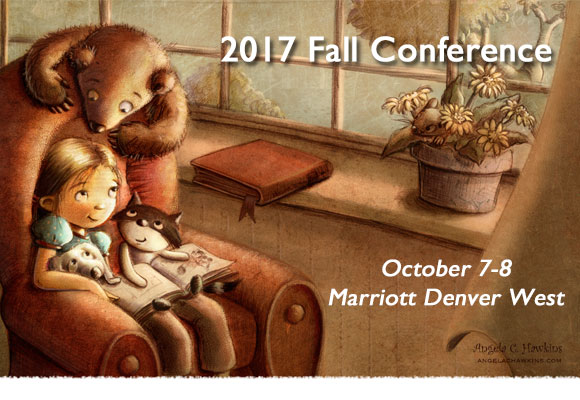 Save the date! October 7-8 Marriott Denver West, Golden, CO